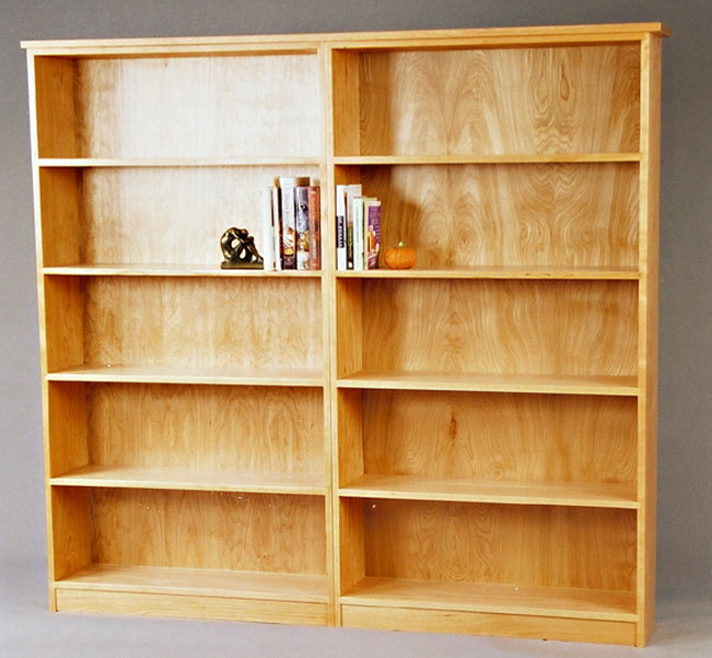 plywood bookshelf plans simple bookcase plans 2 small homemade wood ...
